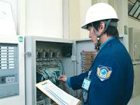 設備メンテナンスサービスのイメージ